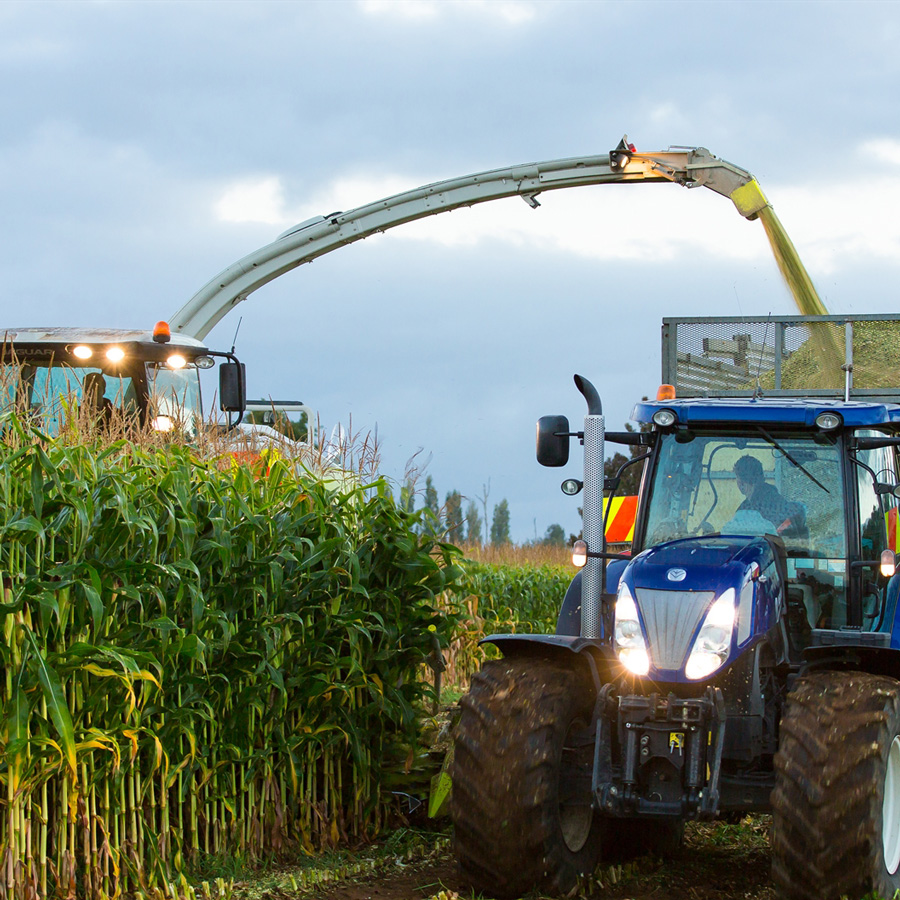 Harvester Farming Growth New Zealand